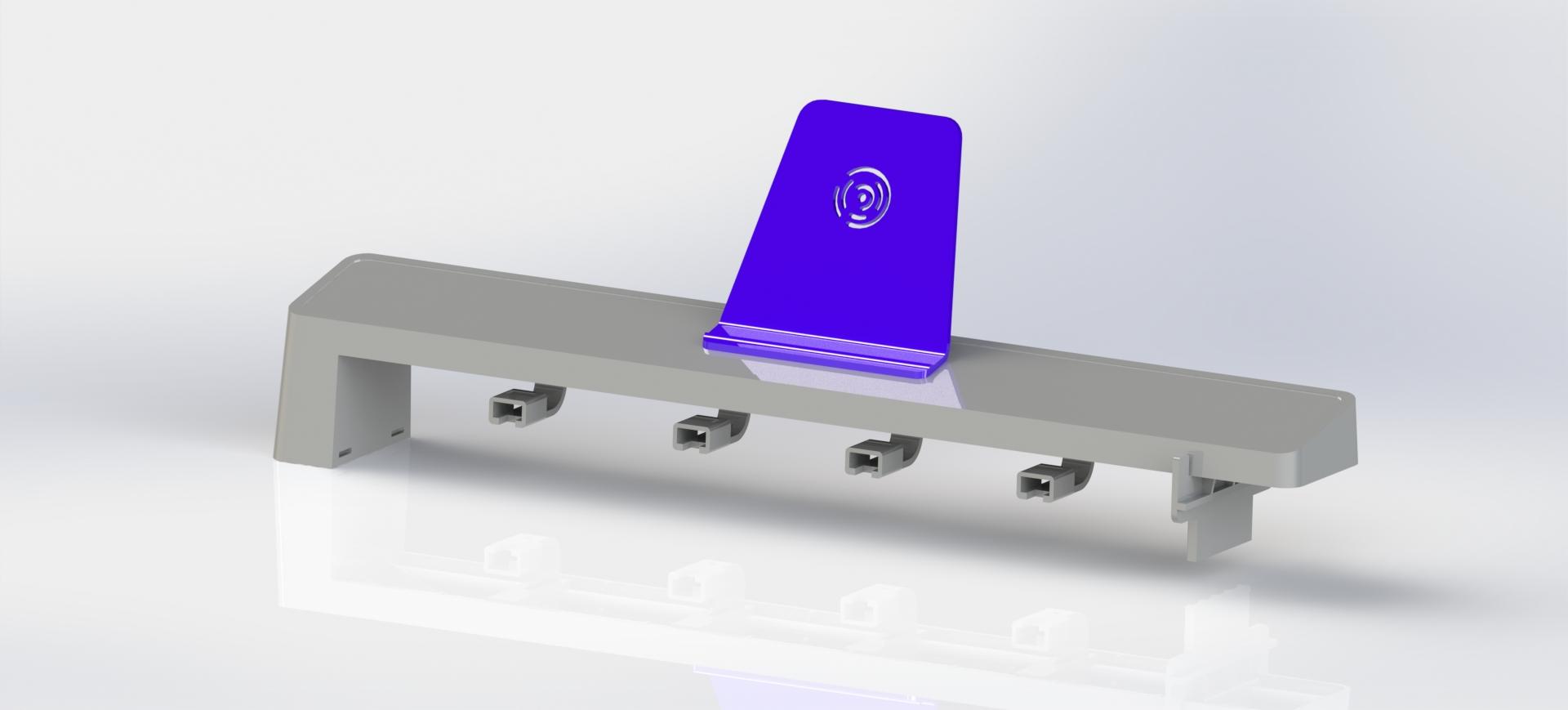 Render losse module groter